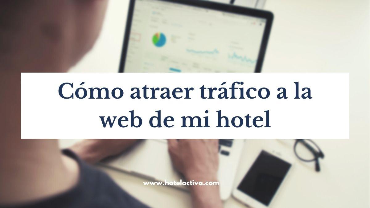 Trafico web hotel